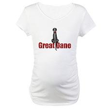 Black Great Dane UC Sit Shirt