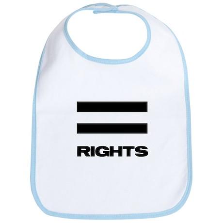 EQUAL RIGHTS - Bib
