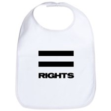 EQUAL RIGHTS - Bib