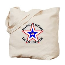 Sexually Deprived Tote Bag