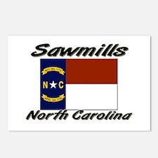 Sawmills North Carolina Postcards (Package of 8)