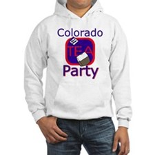 Colorado Tea Party: Hoodie