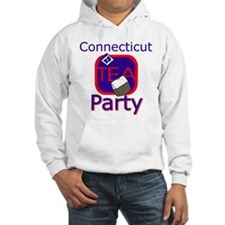 Connecticut Tea Party: Hoodie