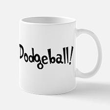 Addicted to Dodgeball Mug