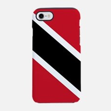 Trinidad and Tobago Flag iPhone 7 Tough Case