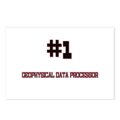 Number 1 GEOPHYSICAL DATA PROCESSOR Postcards (Pac