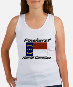Pinehurst North Carolina Women's Tank Top