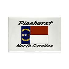 Pinehurst North Carolina Rectangle Magnet