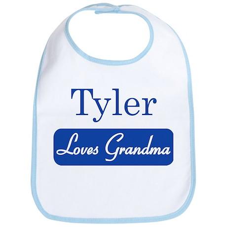 Tyler loves grandma Bib