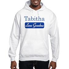 Tabitha loves grandma Hoodie Sweatshirt