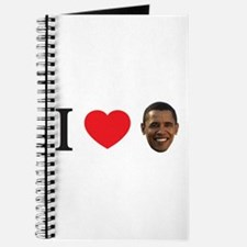 Cool Baby obama Journal