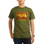 Spread the Wealth Organic Men's T-Shirt (dark)