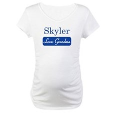 Skyler loves grandma Shirt