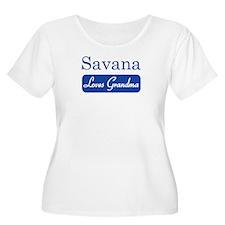Savana loves grandma T-Shirt