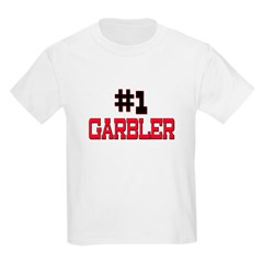 Number 1 GARBLER T-Shirt