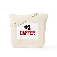 Number 1 GAFFER Tote Bag