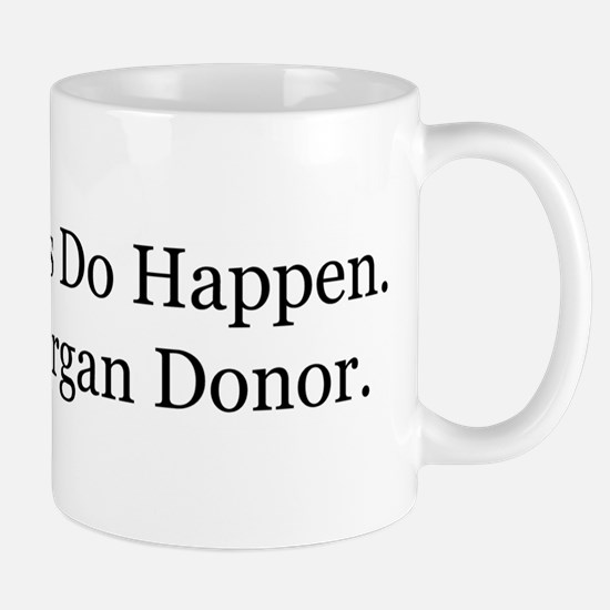 Organ Donation Awareness Mug