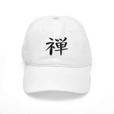 Zen - Kanji Symbol Cap
