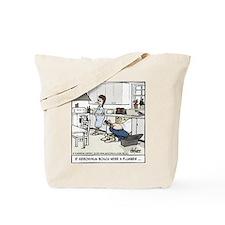 Hieronymus Bosch, Plumber Tote Bag