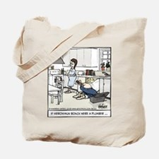 Hieronymus Bosch, Plumber Tote Bag