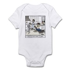 Hieronymus Bosch, Plumber Infant Bodysuit