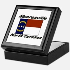 Mooresville North Carolina Keepsake Box