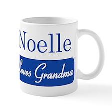 Noelle loves grandma Mug