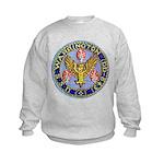 USS WARRINGTON Kids Sweatshirt
