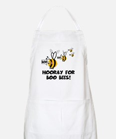 Hooray for boobies BBQ Apron