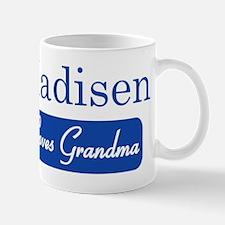 Madisen loves grandma Mug