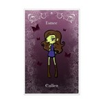 Twilight Esme Mini Poster Print