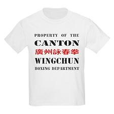 Canton Boxer Kids T-Shirt