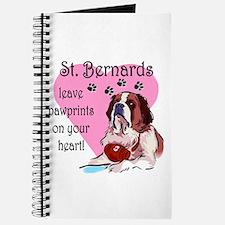 St. Bermard Pawprints Journal