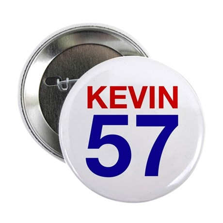 "Kevin 57 2.25"" Button (100 pack)"