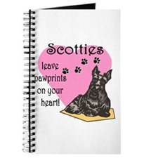 Scottie Pawprints Journal