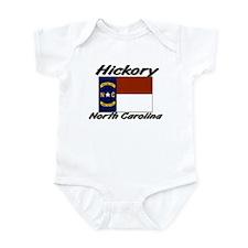 Hickory North Carolina Infant Bodysuit