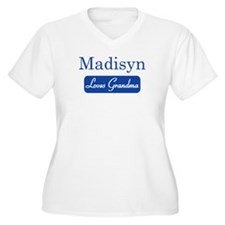 Madisyn loves grandma T-Shirt