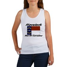 Havelock North Carolina Women's Tank Top