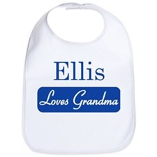 Ellis loves grandma Bib