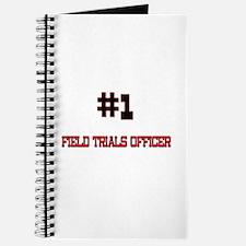 Number 1 FIELD TRIALS OFFICER Journal