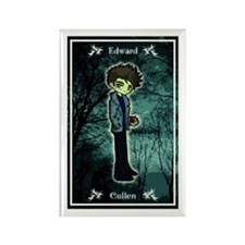 Edward Cullen Rectangle Magnet