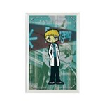 Carlisle Cullen Rectangle Magnet