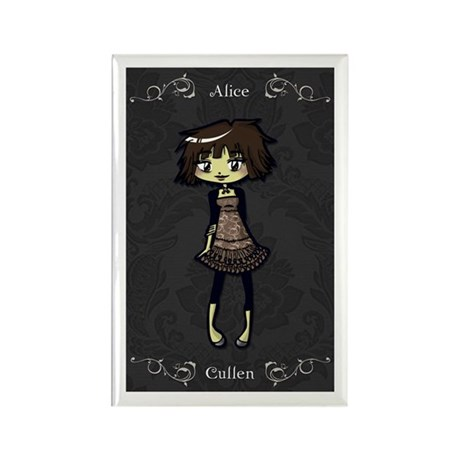 Alice Cullen Rectangle Magnet
