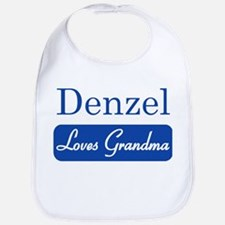 Denzel loves grandma Bib