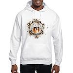 Buddha Is My Om Boy Hooded Sweatshirt