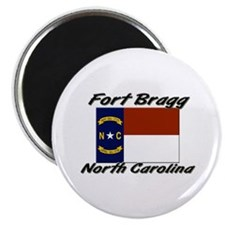 Fort Bragg North Carolina Magnet