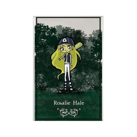 Twilight Rosalie Rectangle Magnet