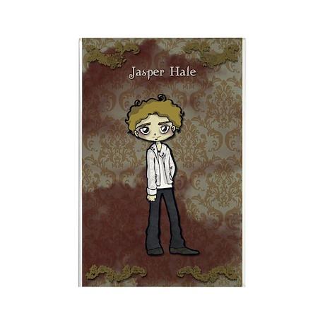 Twilight Jasper Rectangle Magnet