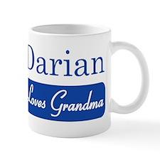 Darian loves grandma Mug