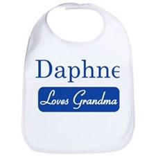 Daphne loves grandma Bib